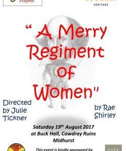 Merry Regiment of Women
